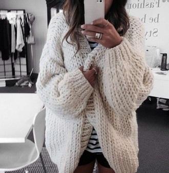 cardigan knitted cardigan