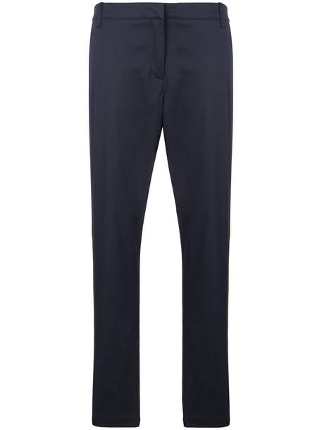 Palmer / Harding women spandex cotton blue pants