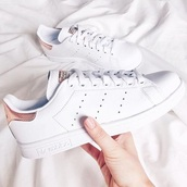 shoes,adidas,rose gold,stan smith