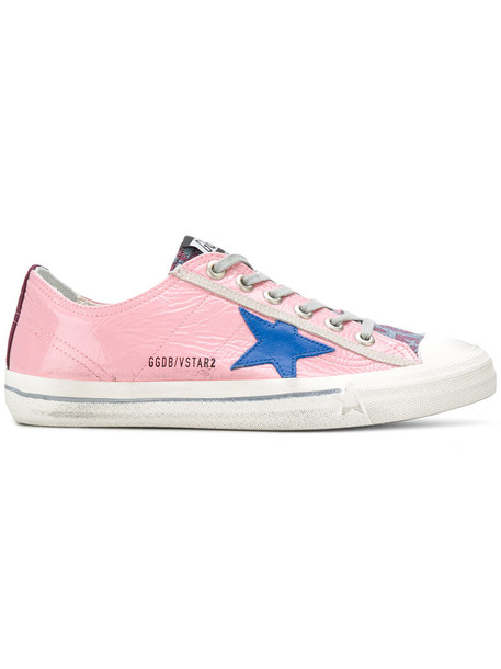 GOLDEN GOOSE DELUXE BRAND women sneakers leather shoes