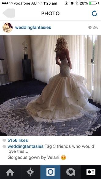dress wedding velani