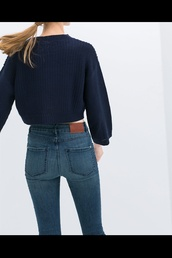 jeans,sweater,bleu,pull,pants,denim,highwaisted denim pants,high waisted,high waisted jeans,blouse,blue jeans,hair accessory,levi's