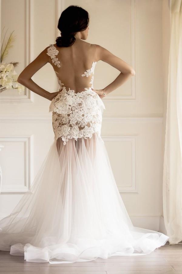 Wedding Dresses  Aliexpress : Dress lace wedding bridal gown dresses
