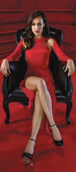 high heels fashion style dress