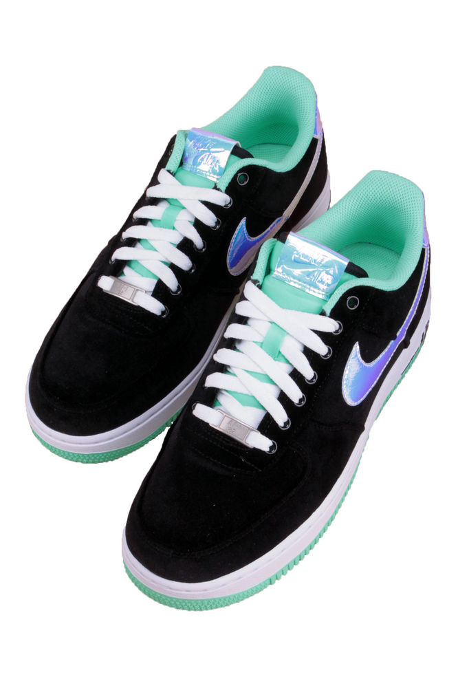 new concept 3ebef 2c1e2 shoes, nike, nike air force, holographic, black, turquoise, sneakers, nike  air, nike air force 1, nike air force, blue, green, exactly like this one,  nike ...