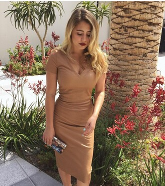 dress suede tan dress lia marie johnson bodycon bodycon dress brown brown dress camel camel dress party dress sexy party dresses sexy sexy dress party outfits sexy outfit summer dress summer outfits spring dress spring outfits fall drss fall dress fall outfits winter dress winter outfits classy dress elegant dress cocktail dress cute dress girly dress date outfit birthday dress clubwear club dress engagement party dress romantic dress pool party wedding clothes wedding guest homecoming homecoming dress graduation dress celebirty celebrity celebrity style celebstyle for less