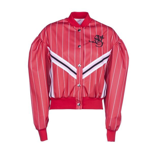 MSGM jacket sports jacket red