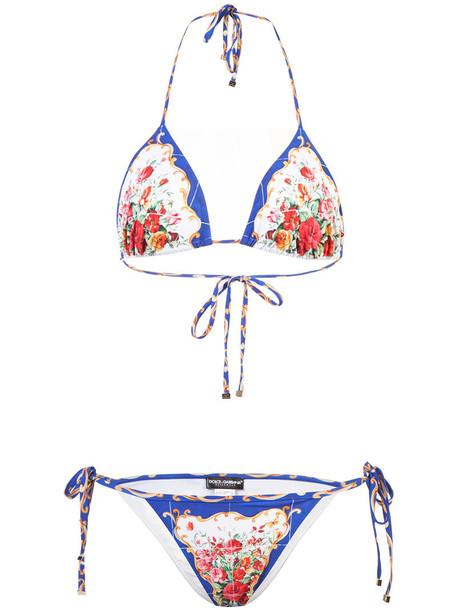 Dolce & Gabbana bikini triangle bikini triangle women spandex swimwear