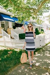 kelly in the city - a preppy chicago life,style and fashion blog,blogger,dress,bag,shoes