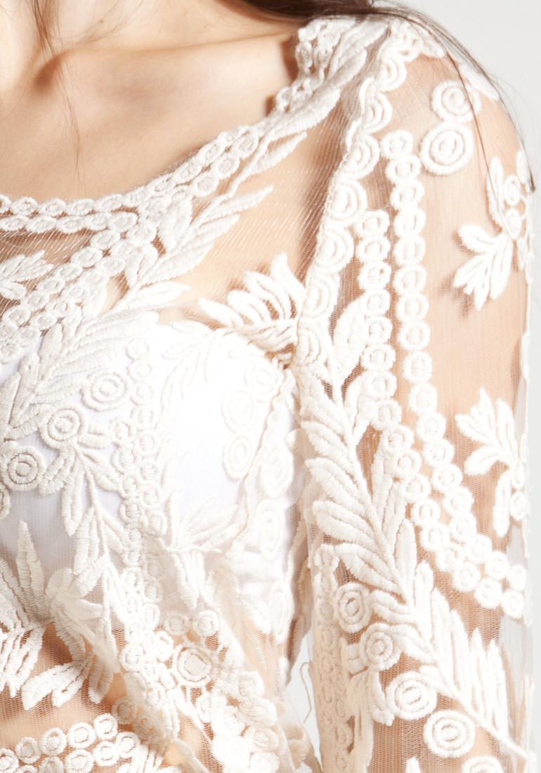 Crochet Lace Shirt Sg Solothurn
