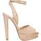 Louloudance 140mm suede platform sandals | christian louboutin | matchesfashion.com us