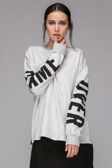 GAME OVER sweatshirt - FrontRowShop