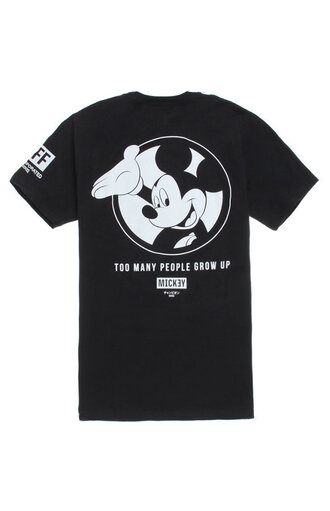 mickey mouse t-shirt sway neff