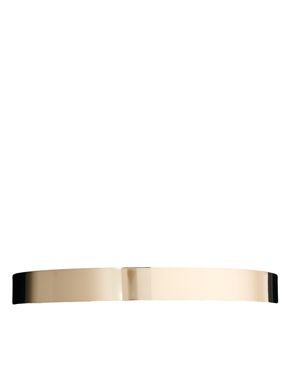 ASOS | ASOS - Ceinture fine tout en métal chez ASOS