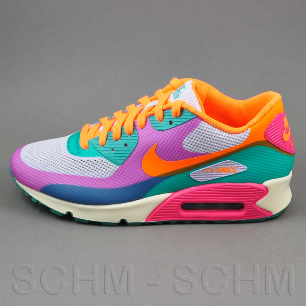 $120 Womens Nike Air Max 90 Hyp Premium Hyperfuse Size 11 New 454460 500 | eBay