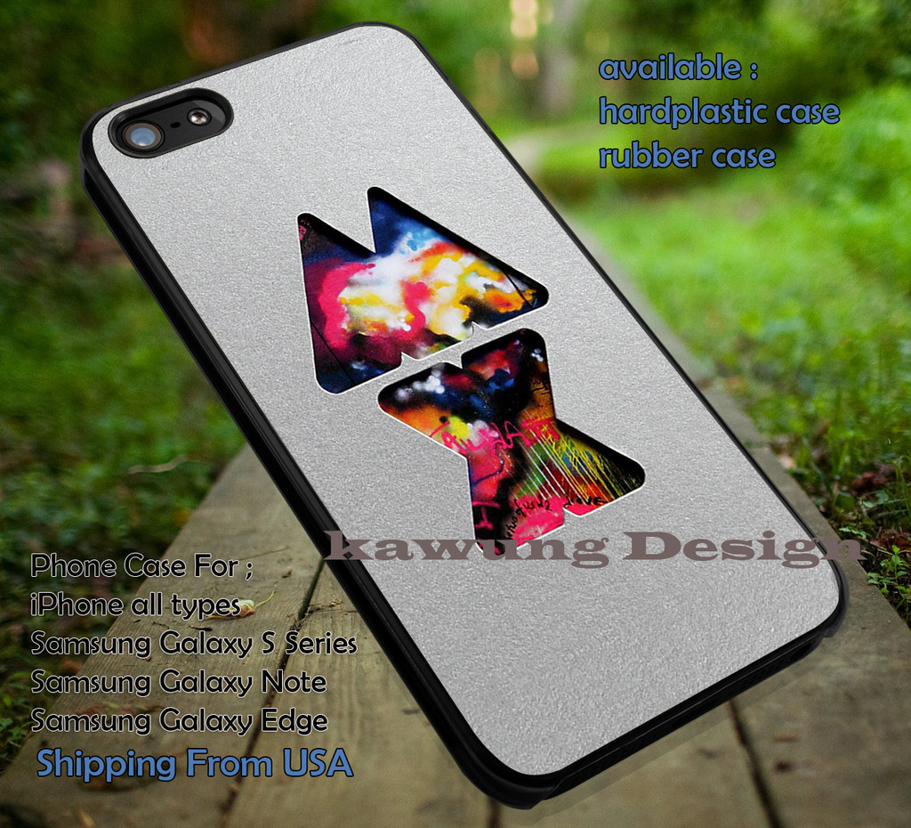 Coldplay All Album iphone case