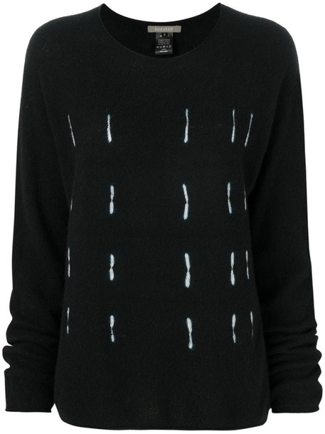 SUZUSAN jumper women black sweater