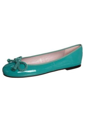 Pretty Ballerinas IPNOTIC - Ballet pumps - turquoise - Zalando.co.uk