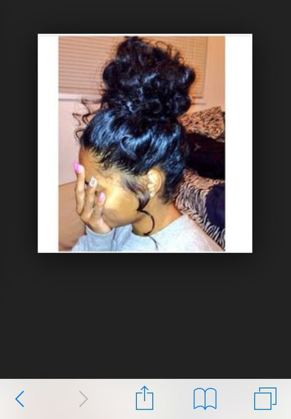 hair accessory curly hair
