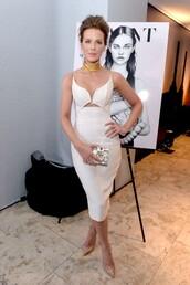 dress,white dress,kate beckinsale,jewels
