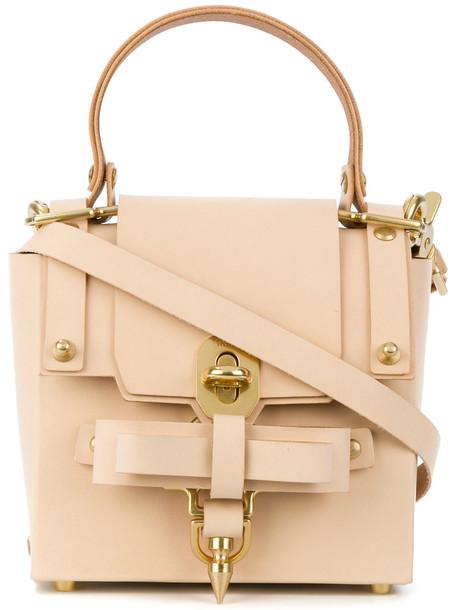 NIELS PEERAER mini women bag mini bag leather nude