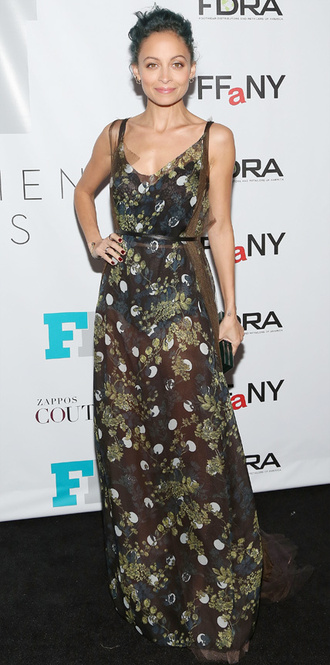 dress sheer sheer dress nicole richie maxi dress