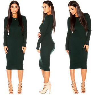 emerald midi dress kim kardashian dress dress