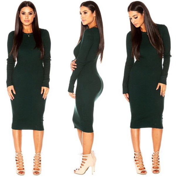 emerald green midi dress kim kardashian dress dress