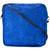 Zilla camera shoulder bag, Women's, Blue, Leather