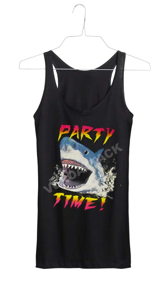 party time Adult tank top men and women