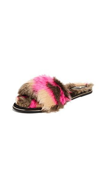 Yosi Samra rose grey shoes