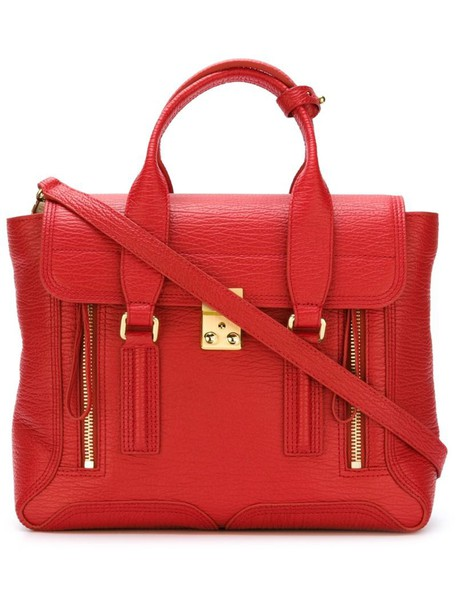 3.1 Phillip Lim satchel women leather red bag