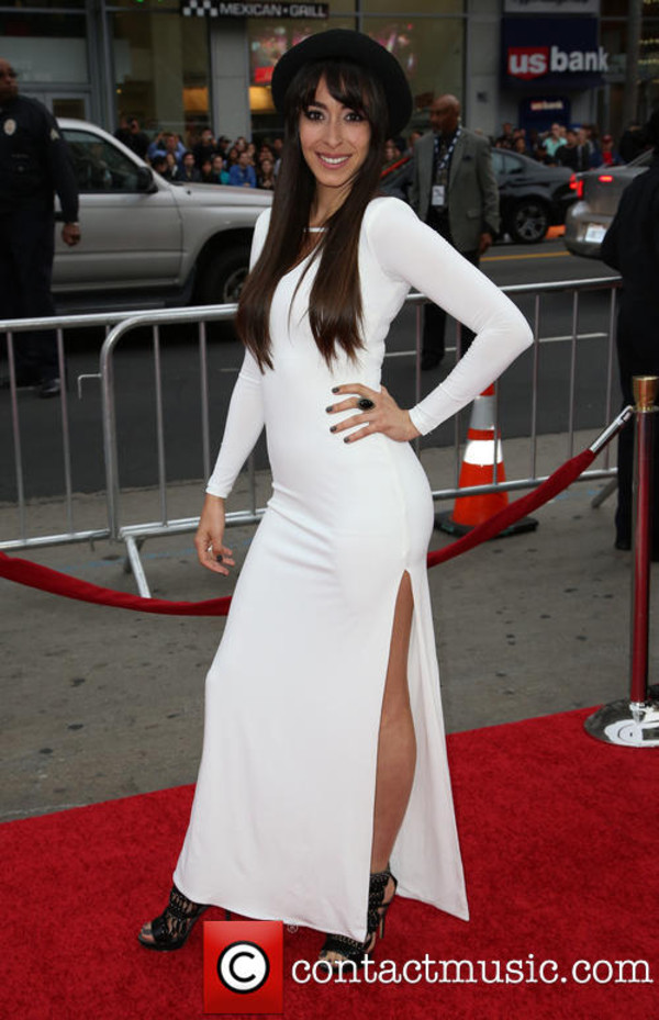 dress oona chaplin white dress long sleeve dress slit dress