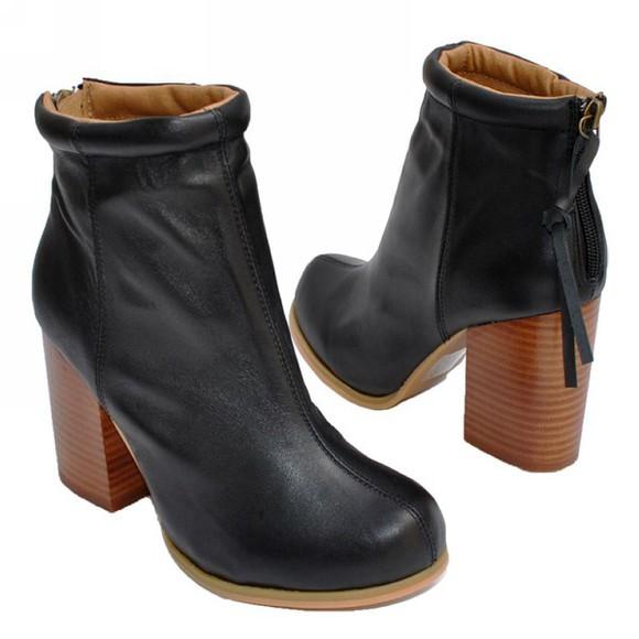 jeffrey campbell black boots