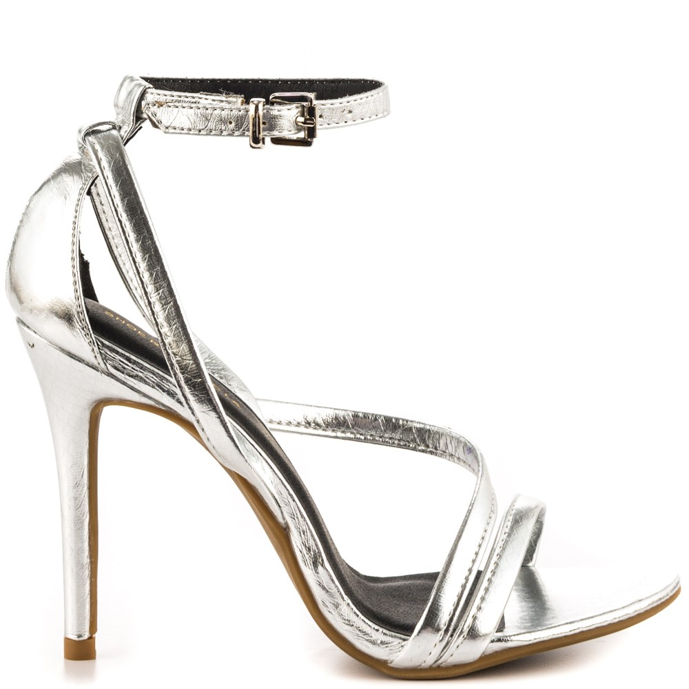 Lovina - Silver Metallic PU, Michael Antonio, 49.99, FREE 2nd Day Shipping!