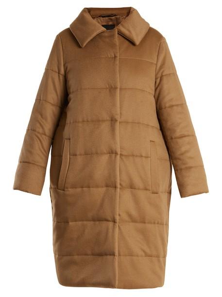 WEEKEND MAX MARA coat camel