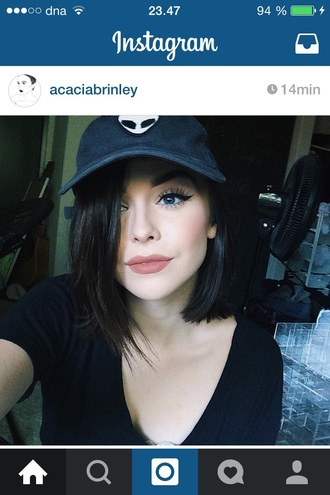 acacia brinley alien cap patch