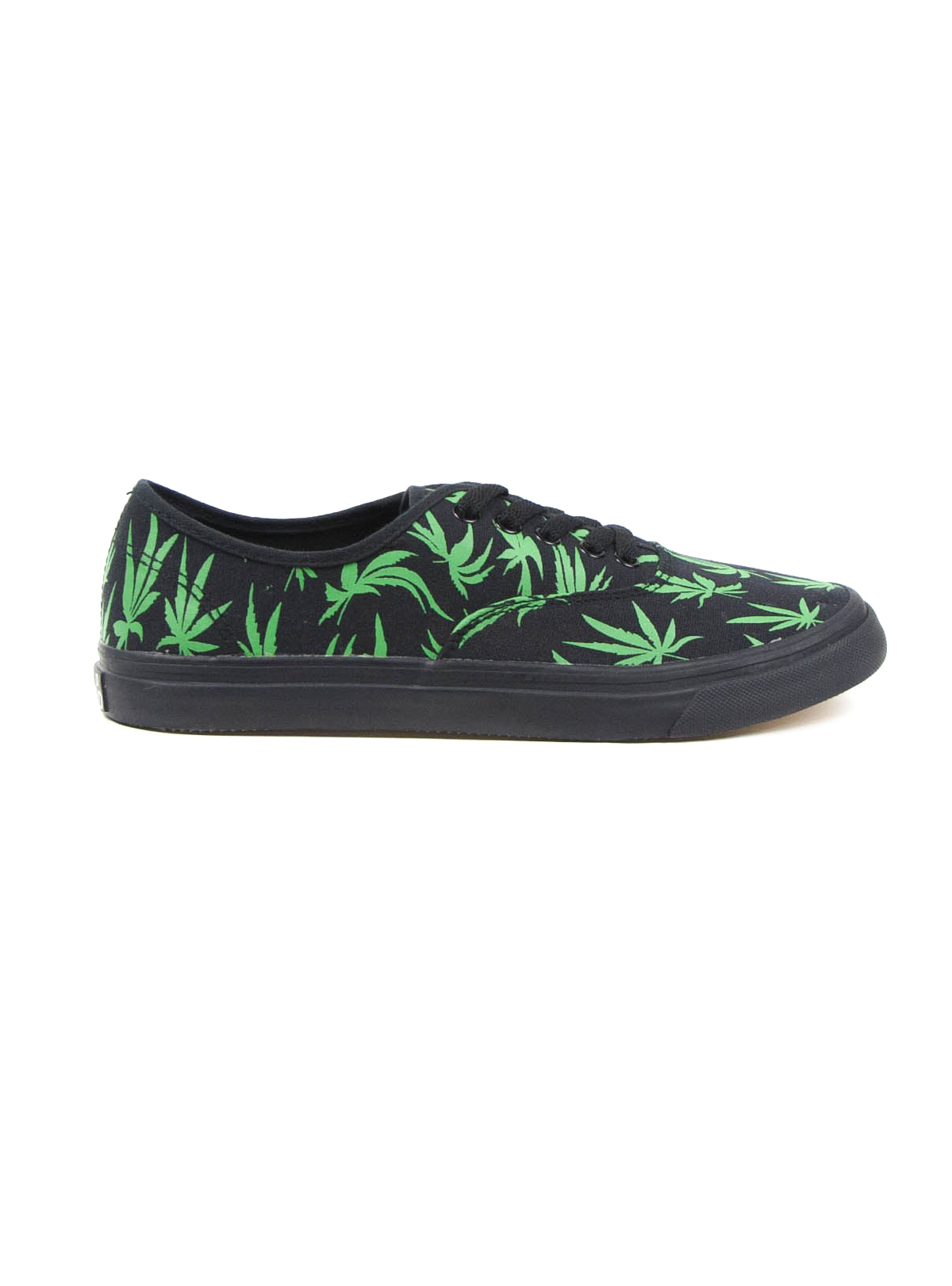Weed Swirl Shoe: Bad Acid Sucks