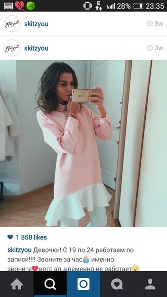blouse shirt tunic dress