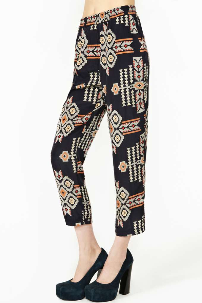 Tribal Beat Pants | Shop What's New at Nasty Gal