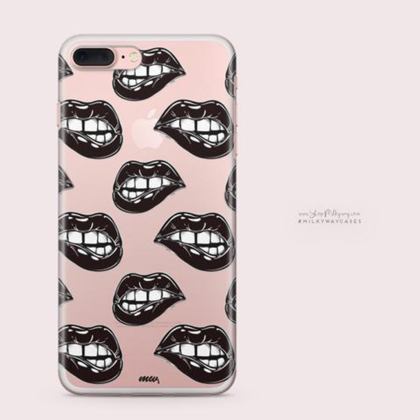 Milkyway Cases CLEAR TPU CASE COVER - FATAL