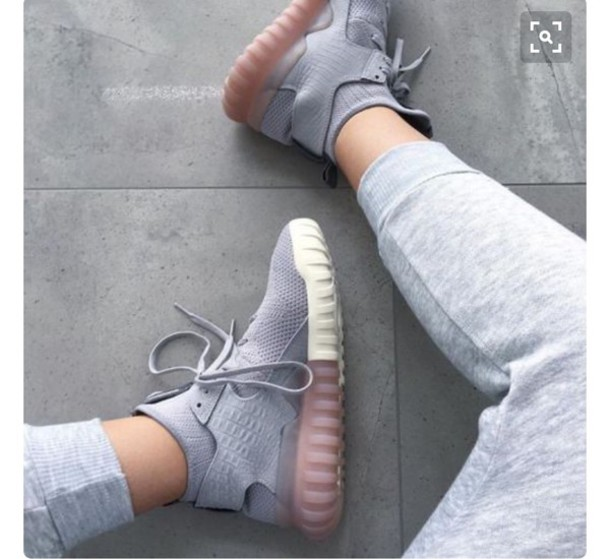 Tubular X Primeknit Shoes