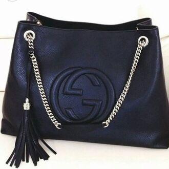 bag gucci gucci bag black