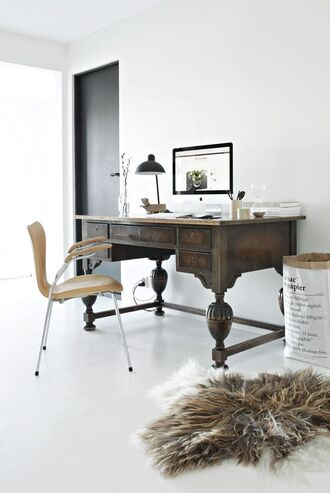 home accessory tumblr home decor home furniture home office chair table lamp desk wood rug