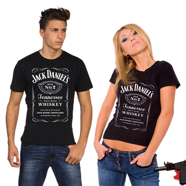 Jack Daniels t shirt New Brand T shirt Summer Men's Tee Shirts Cool Men Clothes Free Shipping-in T-Shirts from Apparel & Accessories on Aliexpress.com
