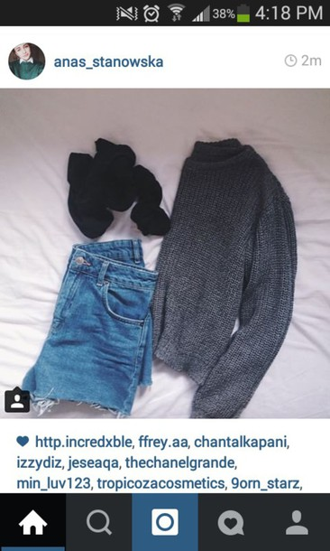 sweater grey sweater soft