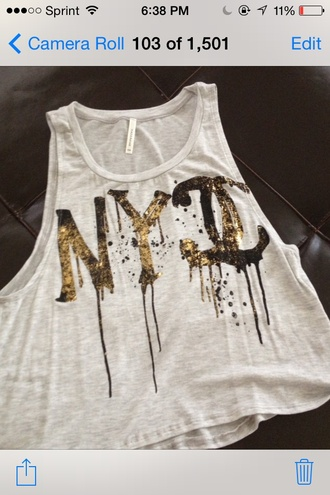 t-shirt tank top top shirt style fashion comfy summer top summer jeans athle athletic streetwear streetstyle girly girl quote on it timberland tumblr outfit tumblr shirt tumblr tumblr girl swag clothes graphic tee glitter trendy edgy urban gold nude beige summer outfits cool