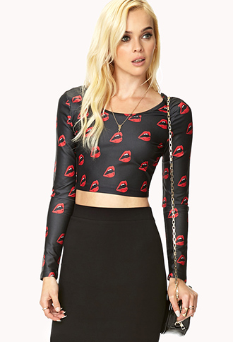 Find basic tees, flowy tops, tunics, crop tops and more | Forever 21 -  2000128838
