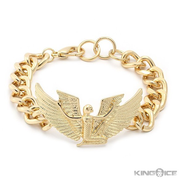 egyptian jewels gold bracelet gold bracelet jewellery chain goddess egyptian goddess isis