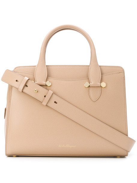 women bag leather nude
